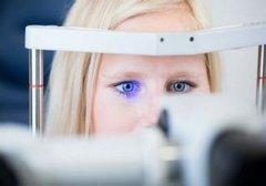 眼睛干涩视物昏花是什么原因呢?