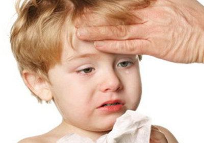 寶寶流鼻涕引起發燒